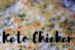Simple Keto Chicken Pot Pie