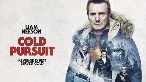 Review Film Cold Pursuit (2019), Film Aksi Terbaru Liam Neeson