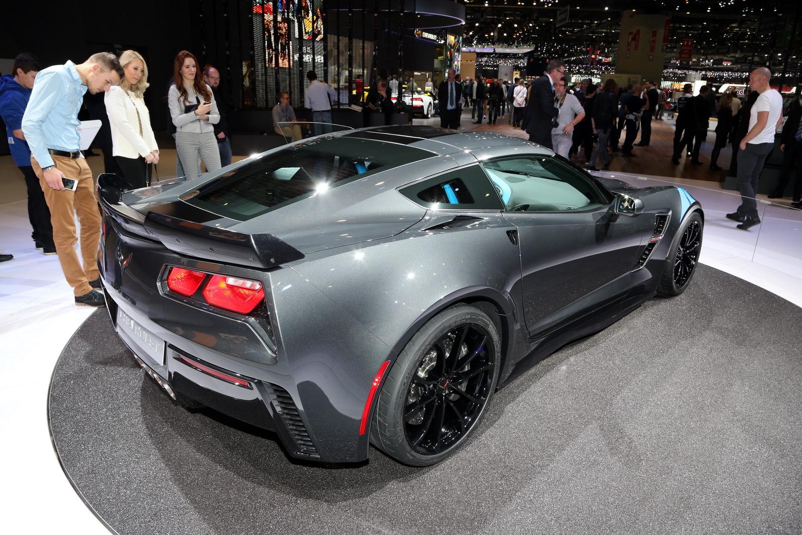 New Corvette Grand Sport Is The Hidden Gem Of Geneva