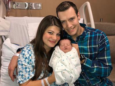 Tori and Bobby Smith welcome son Kade Smith
