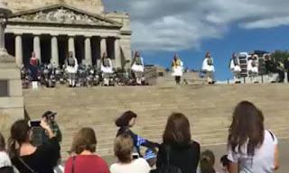 Αυστραλία: Μεγαλειώδης παρέλαση για την 25η Μαρτίου στη Μελβούρνη (Βίντεο)