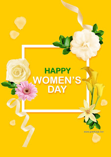 Free Download international Happy Women's Day  Greetings Images