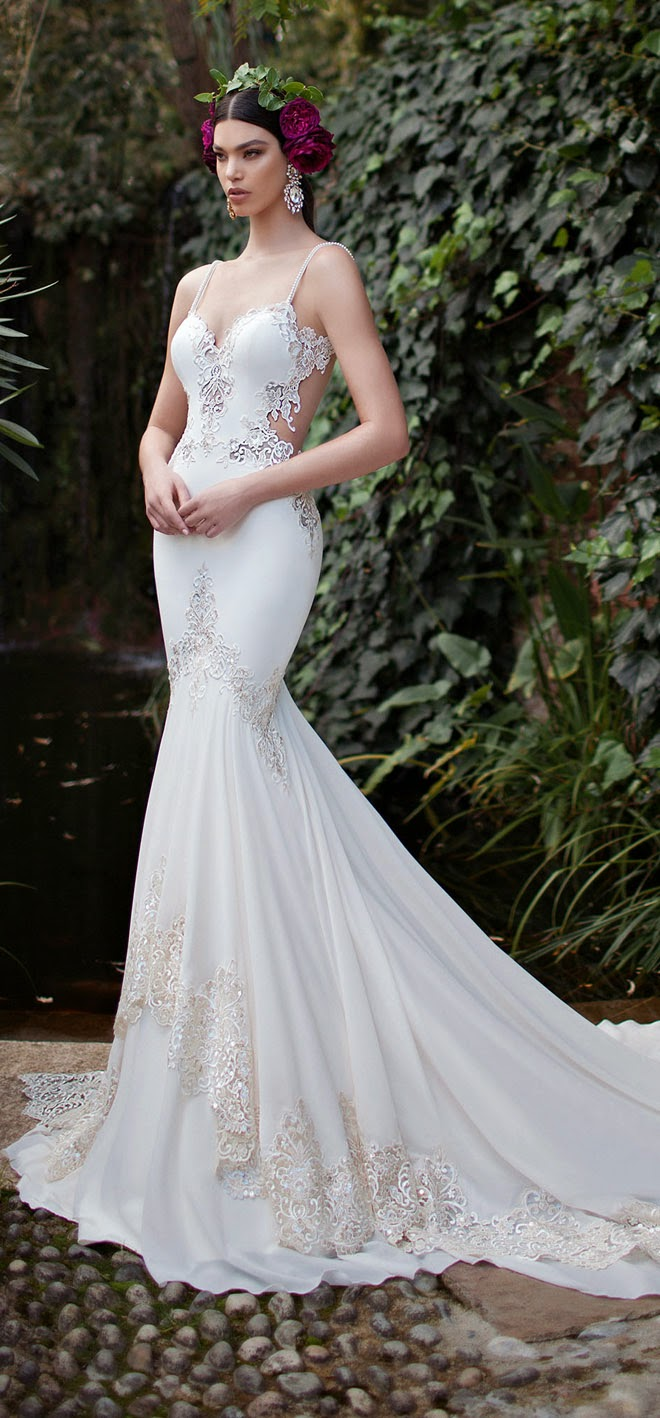 Berta 2015 Bridal Collection - Belle The Magazine
