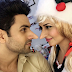 Naughty elves Divyanka and Vivek have some kissing tips for you