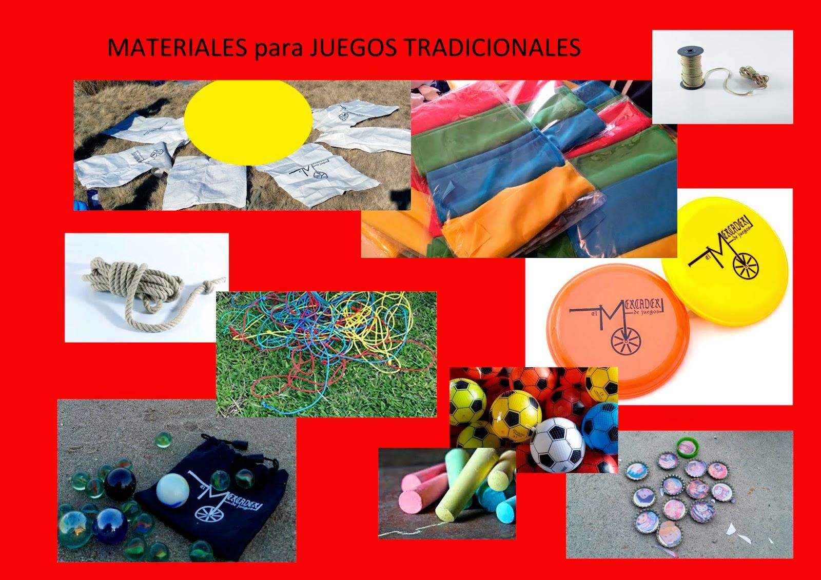 Coleccion De Juegos Materiales Y Objetos Utiles Para Pruebas Retos