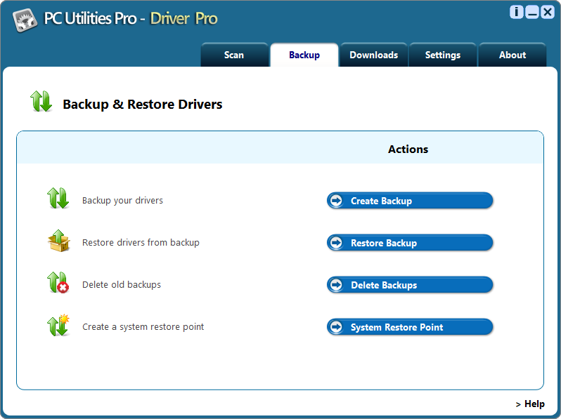 PC Utilities Driver Pro