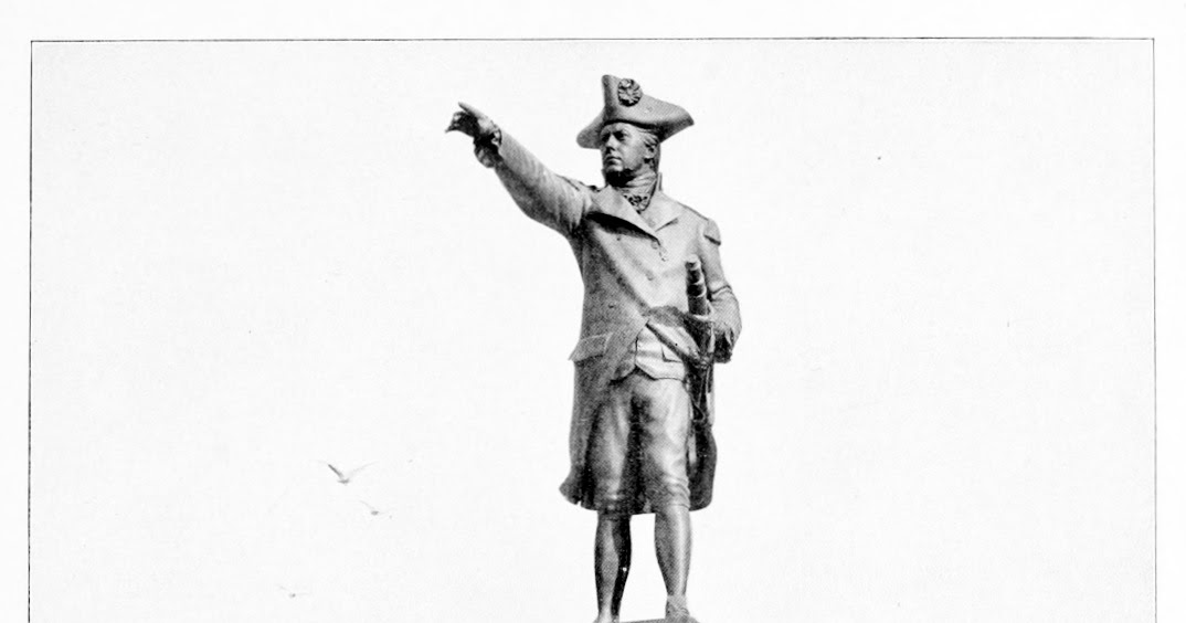 Philly & Stuff: Dedication of Commodore John Barry Statue