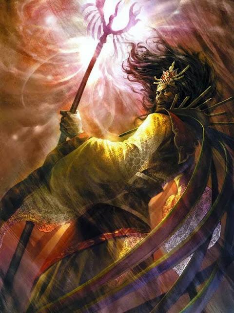 เตียวก๊ก ผู้นำของกลุ่มโจรโพกผ้าเหลือง