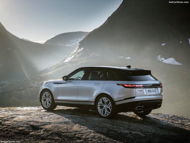 Harga Range Rover Velar Indonesia