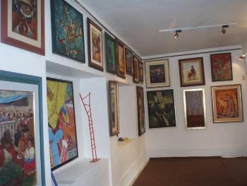 Museo Pinacoteca Todas las Artes José María Arguedas