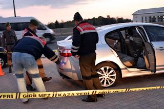 Silivri CHP Belediye Meclis üyesi Cengiz Aksu'ya Silahlı Saldırı