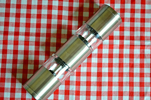 Ozeri Fresko Duo Salt & Pepper Grinder review