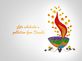 Lets pledge for a Pollution, noise free Happy Diwali 2015 - Yogesh Goel