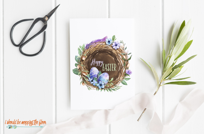Free Greeting Card Printable