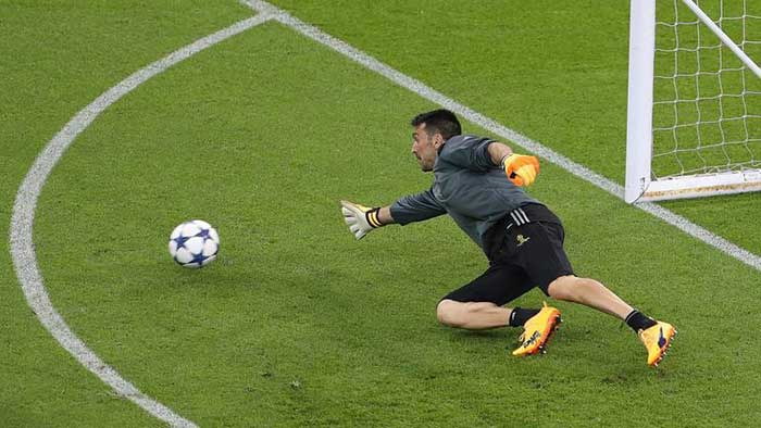 Champions League Final: Juventus goalkeeper looks to become oldest winner
