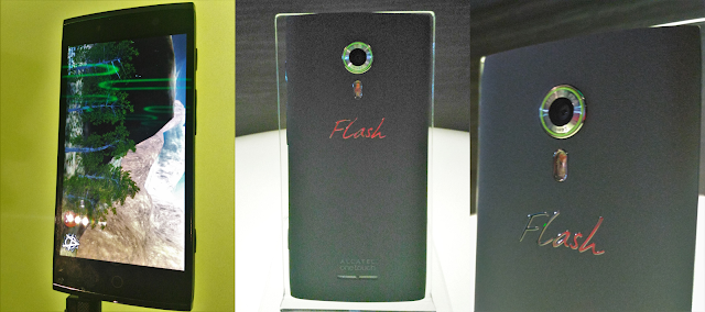 Alcatel OneTouch Flash 2 Design
