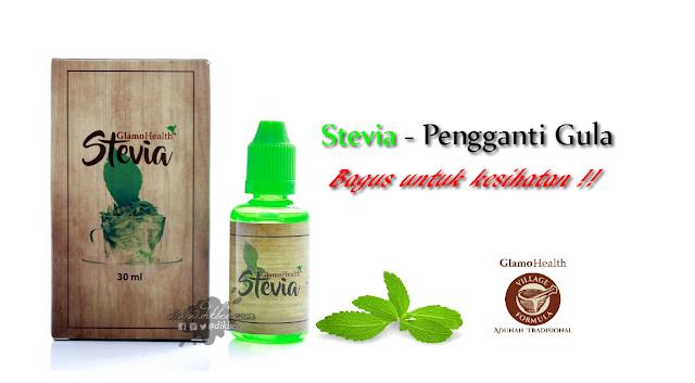 Stevia GlamoHealth Alternatif Untuk Pengganti Gula