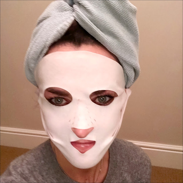 My Midlife Fashion, charlotte tilbury dry sheet face mask