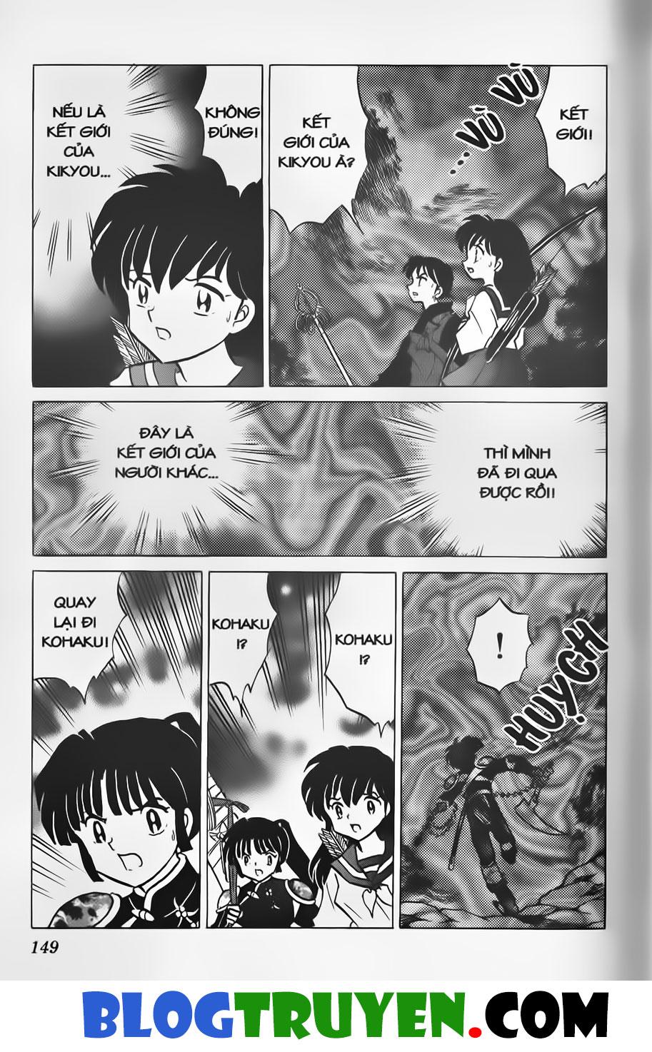Inuyasha vol 38.8 trang 18