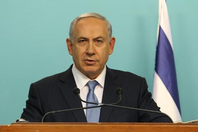 Netanyahu comemora cessar-fogo na Síria