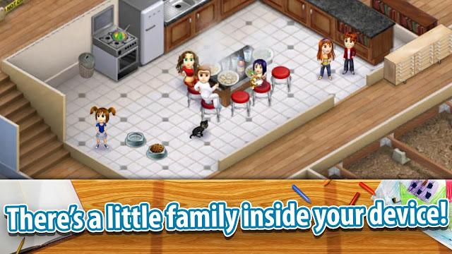 لعبة Virtual Families v1.6.92 مهكرة unnamed+%2811%