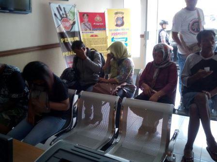 FJI dan Hizbullah Grebek PNS Mesum di Hotel Gunung Sari