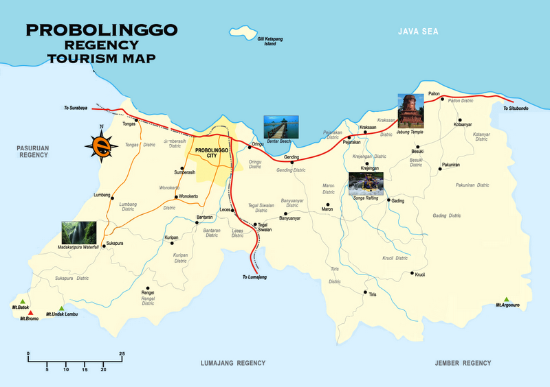 Logo Kota Probolinggo Kumpulan Logo Indonesia Gambar Daerah