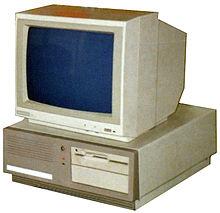 Commodore PC-20