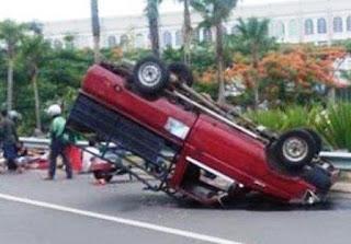 18 Penyebab Kecelakaan Lalu Lintas yang Harus Diwaspadai Para Pengendara
