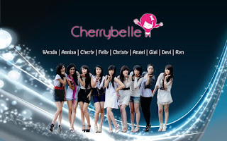 Lirik+Video Cherry Belle - Dilema (Lyric)