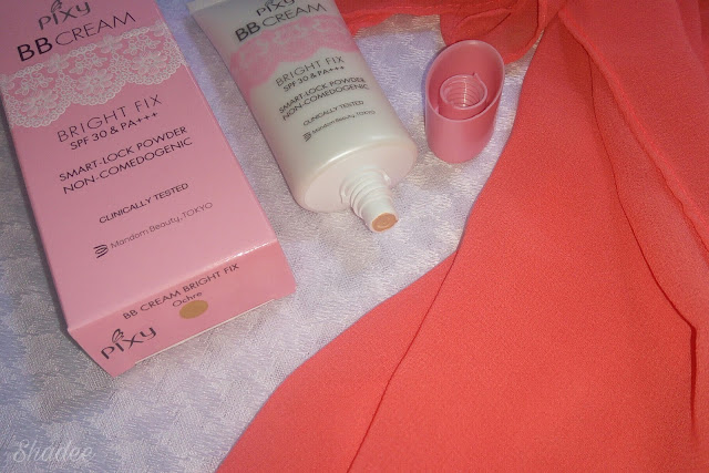 Pixy bb cream packaging