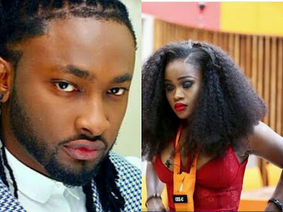 Uti Nwachukwu and Cee-C