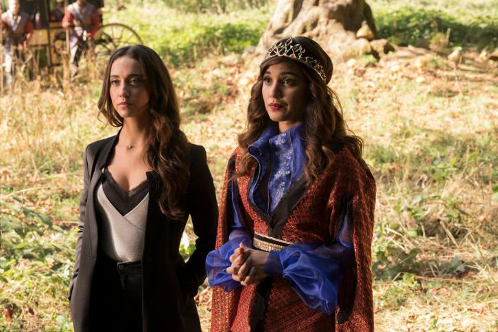 The Magicians - Episode 2.08 - Word As Bond - Promo, Promotional Photos & Synopsis