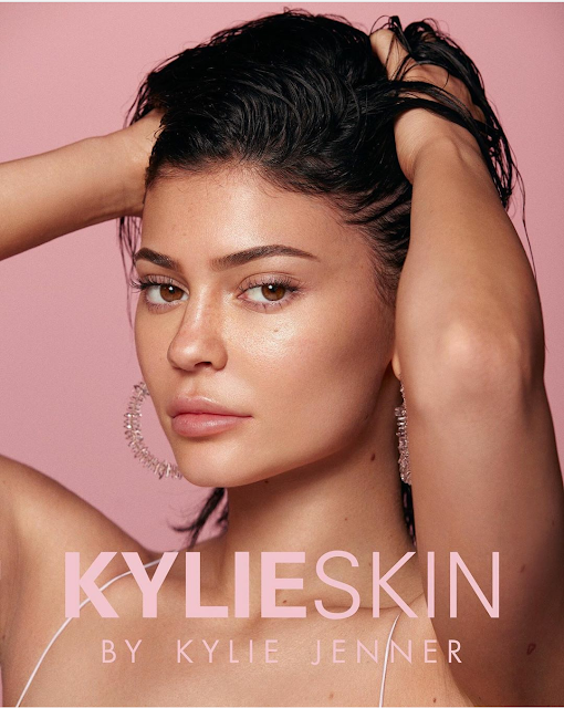 Kylie Jenner branches her business from Make-up products to Skin care products (PC: Kylie Jenner's Instagram)