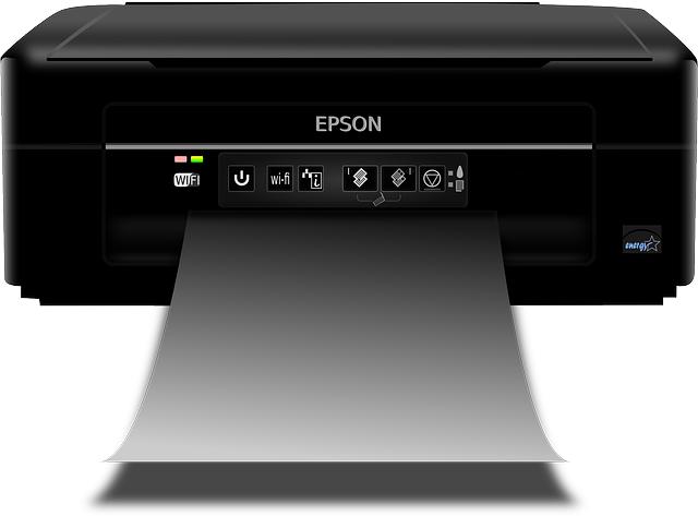 impresora con error de ya es tiempo de reiniciar niveles de tinta