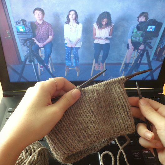 What Do You Do While Knitting?