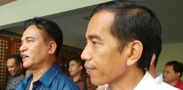 Berkas Partai Lengkap, PBB Siapkan Jokowi-Yusril Di Pilpres 2019