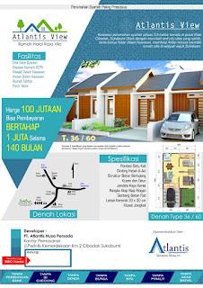 Rumah Murah di Sukabumi dengan KPR Syariah