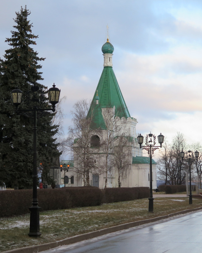 Михайло-Архангельский собор.