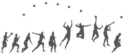 Jump Serve Pada Permainan Bola Voli