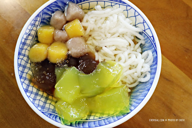 IMG 1536 - 台中北屯│花魯米味。台中好吃米苔目與粉粿推薦。週六還有限定黑糖粉粿好特別