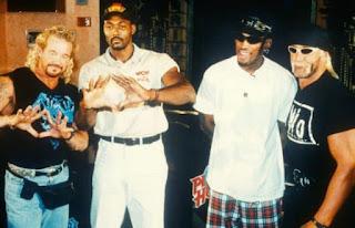 WCW DDP Hogan