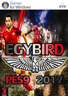 باتش EGYBIRD PES9 الدوري المصري لبيس 2009 بانتقالات 2016/2017 برابط ميديافاير 200 ميغا فقط