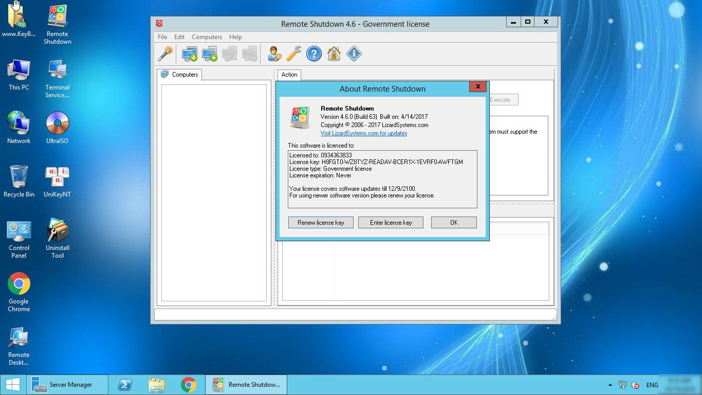 Ghost Windows Server 2012 R2 Standard 64 Bit No Soft mới nhất