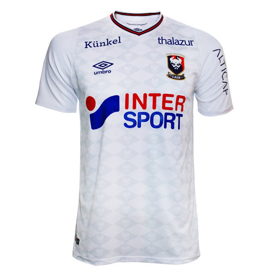 SM Caen 18-19 Away Kit Released - Footy Headlines b4ab51e7d