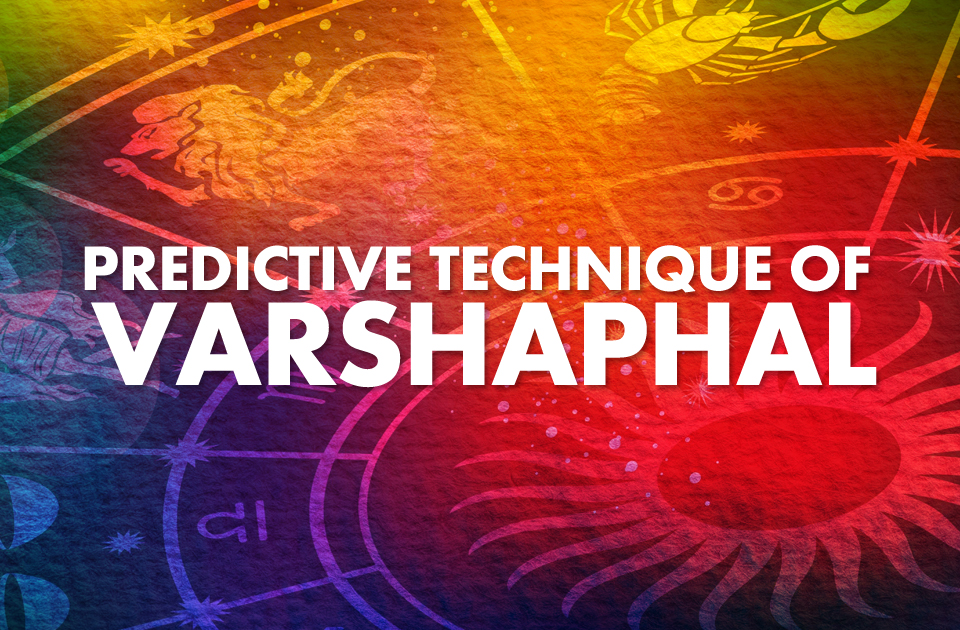Predictive Technique of Varshaphal