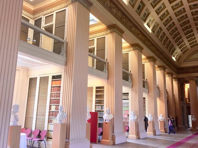 Playfair Library, Old College, Edinburgh University