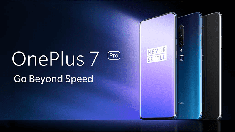 OnePlus 7 Pro goes official, the phone with the best display in the planet yet