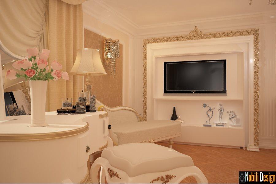 Design interior case vile de lux Bucuresti - Amenajari interioare case clasice Bucuresti