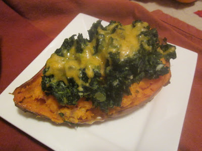 Sweet Potatoes, Stuffed and Loaded